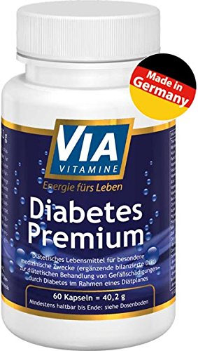 Diabetes Premium 60 Kapseln