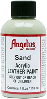 Angelus Leather Paint 4 Oz Sand