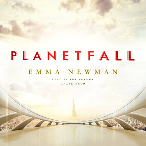 Planetfall Audiobook By Emma Newman cover art