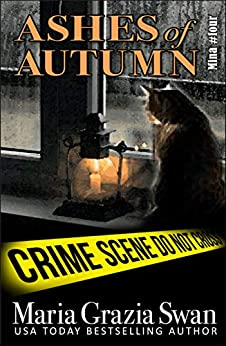 Ashes of Autumn (Mina's Adventures Book 4) by [Maria Grazia Swan]