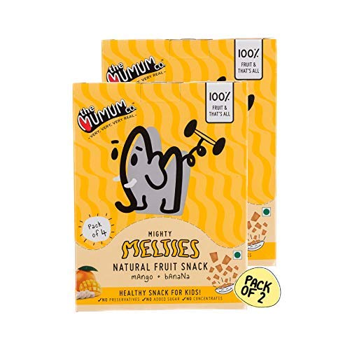 Mighty Melties - Natural Freeze Dried Fruit Snacks Healthy...