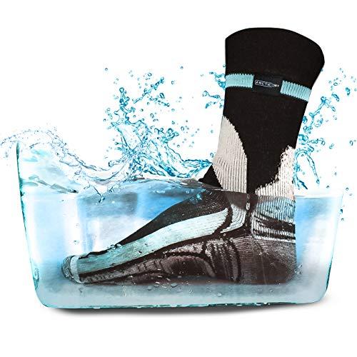 ArcticDry Xtreme 100% Waterproof Socks for Men, Women & Children | Thermal Waterproof Socks | Waterproof Socks Men | Waterproof Socks UK | Waterproof Socks Womens | Cycling Waterproof Socks (Medium)
