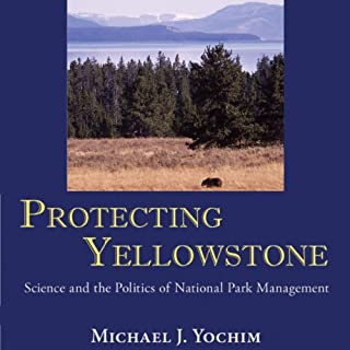 Protecting Yellowstone cover art