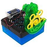 Juguetrónica - Bubble Machine, kit de electrónica para niños - Juguete STEM