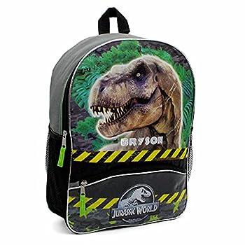 Personalized Jurassic World Backpack  Jurassic World