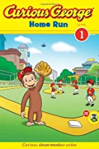 Curious George Home Run (Curious George Green Light Reader - Level 1 (Quality)) by Erica Zappy (1-Aug-2012) Paperback