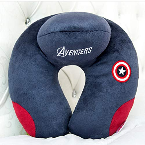 HOSD car Interior Neck U-Shaped Pillow car seat Neck Pillow car Neck Pillow
