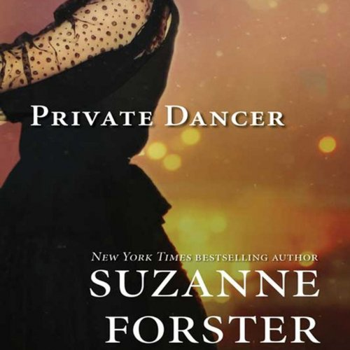 Private Dancer audiobook cover art
