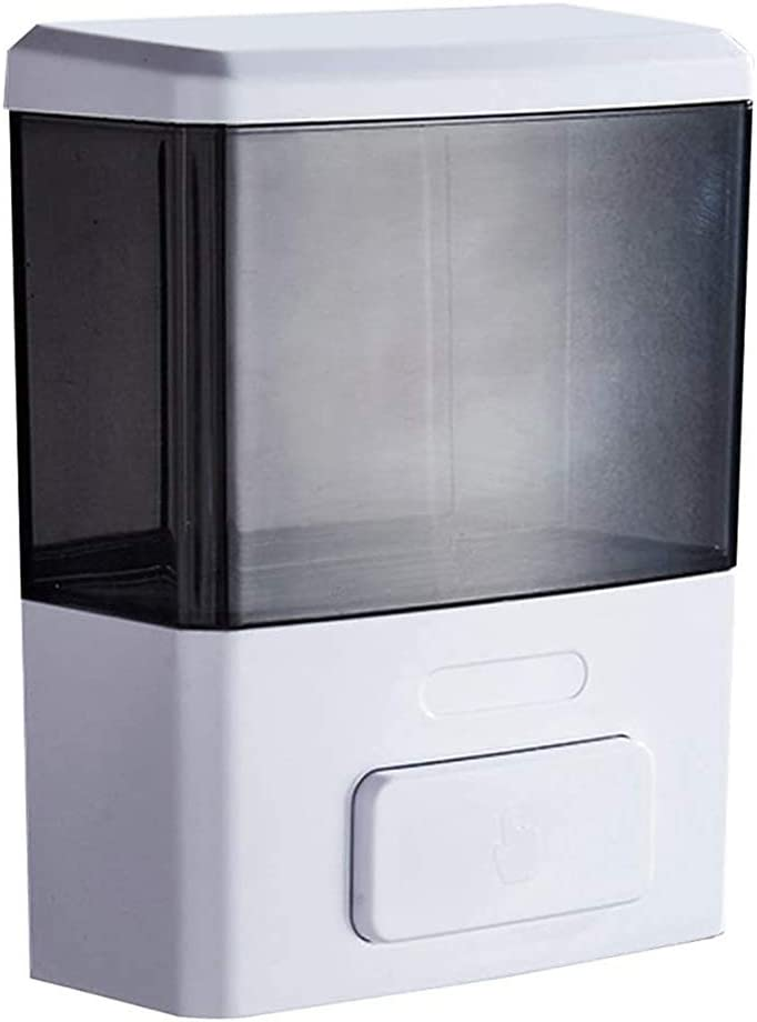Special Campaign MEKTY Manual Large-scale sale Soap Dispenser Wall Mounted Shampoo Conditioner Sho