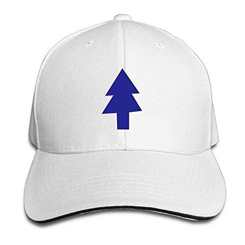 KASHFIHO Baseball Caps Dipper's Pine Adjustable Vintage Trucker Cap