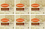 Manischewitz Matzos All Natural Gluten-Free Kosher For Passover, Matzo Style Squares (6-Pack)