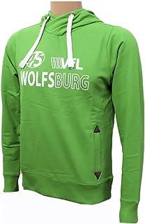 VfL Wolfsburg Damen Hoodie Classic Green Größe M
