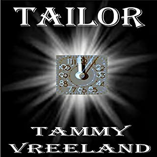 Tailor audiobook cover art