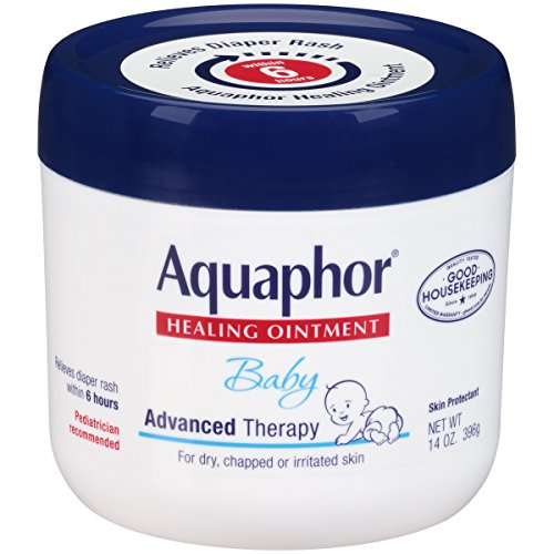Aquaphor Baby Advanced Therapy Healing Ointment Skin Protectant 14 Ounce