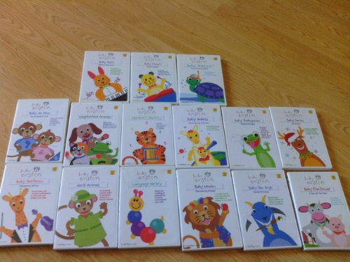 Baby Einstein 15 DVD Collection