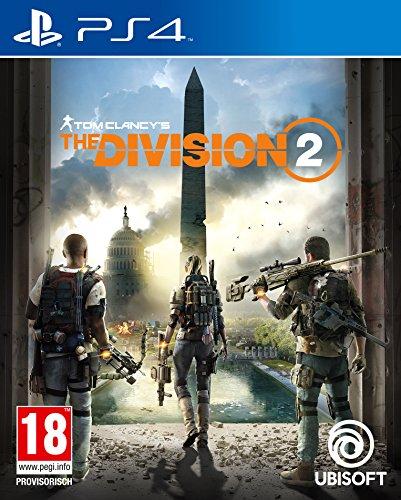 Ubisoft Tom Clancy's The Division 2, PS4 Básico PlayStation 4 Alemán vídeo - Juego (PS4, PlayStation 4, RPG (juego de rol), Modo multijugador, M (Maduro), Soporte físico)