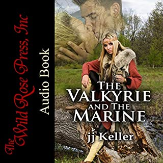The Valkyrie and the Marine audiobook cover art