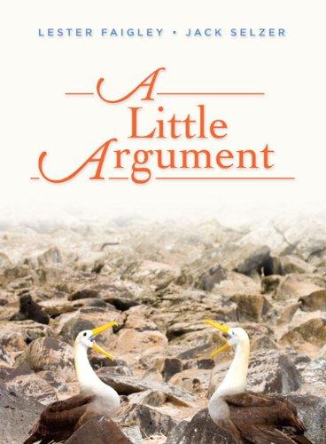 A Little Argument