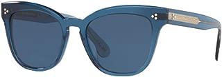 Oliver Peoples - Marianela - 5372SU 54 167080 - Sunglasses (Deep Blue, Blue)