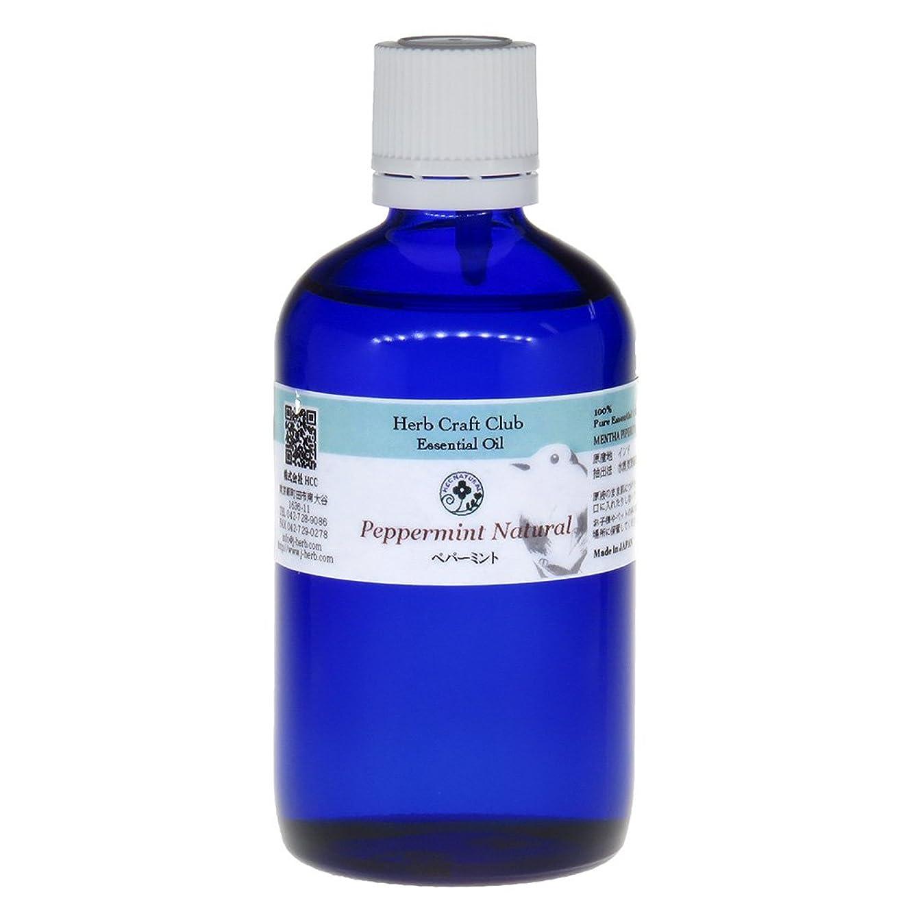 証言抑圧する数値ペパーミント105ml 米国産 100%天然エッセンシャルオイル ※徳用サイズ 卸価格