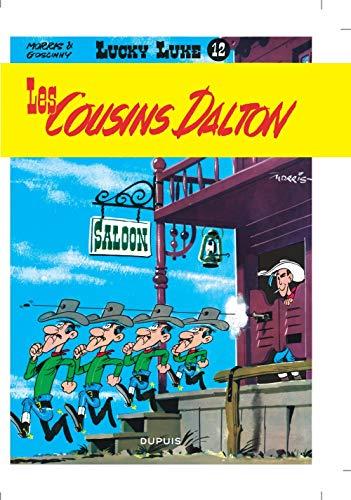Lucky Luke, tome 12 : Les Cousins Dalton