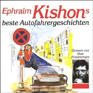 Ephraim Kishons beste Autofahrergeschichten Titelbild