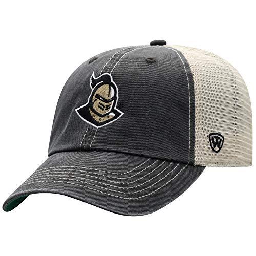 Top of the World Central Florida Golden Knights Men's Vintage Hat Icon, Black, Adjustable