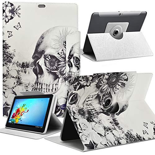 Karylax Schutzhülle Motiv MV13 Universal S für Tablet HP Pro Tablet 608 G1 8 Zoll