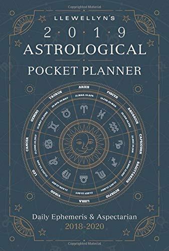 Llewellyn's 2019 Astrological Pocket Planner: Daily Ephemeris &...