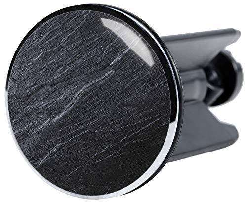 Waschbeckenstöpsel, viele schöne Waschbeckenstöpsel zur Auswahl, hochwertige Qualität ✶✶✶✶✶ (Granit)