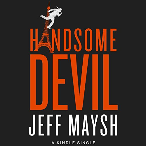Handsome Devil audiobook cover art
