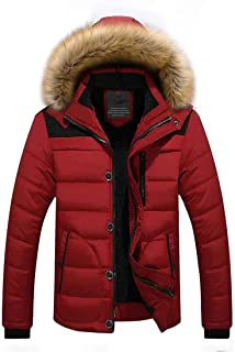10dare Thick Winter Jacket with Velvet/Fur | Upto -25º C | Light Weight Wind Proof | Outdoor Use Outer Layer Polyester/Cotton Winter Wear