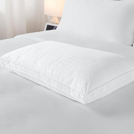 Sobella Supremo Hotel Quality Plush Pillow (Queen Size)