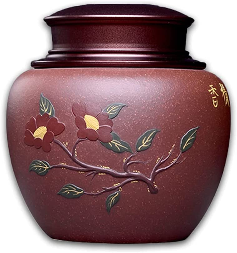 Finally resale start Urn Suitable for Human Ashes or Fu Crafted Exquisitely Purchase Memorials