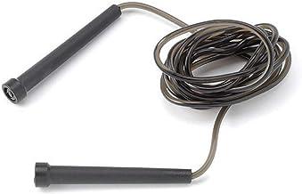 Tunturi Unisex's Spped Skipping Rope, Black, One Size