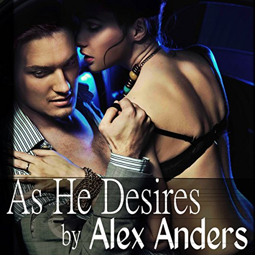 As He Desires  By  cover art