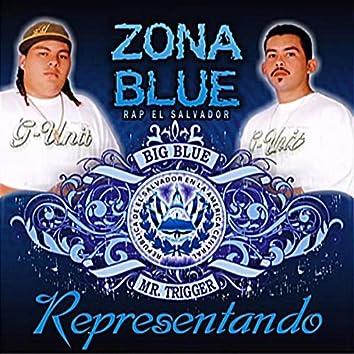 Zona Blue El Salvador Rap