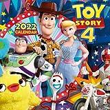 Toy Story 4 Calendar 2022: CARTOON OFFICIAL Calendar 2022-2023 ,Calendar Planner 2022-2023 with High Quality Images