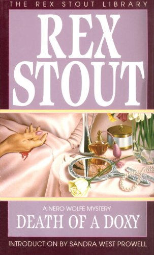 Death of a Doxy (A Nero Wolfe Mystery)