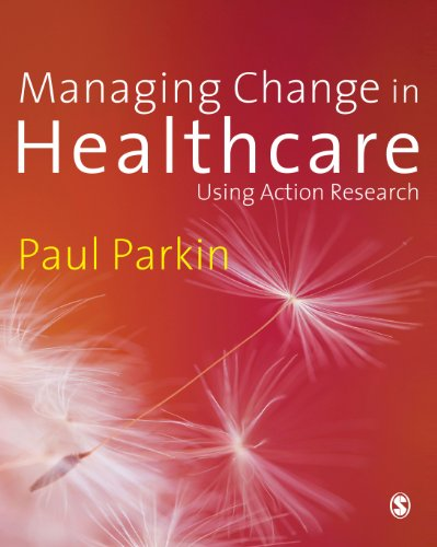51pnzCnmaXL - Managing Change in Healthcare: Using Action Research