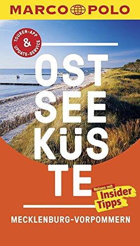 MARCO POLO Reiseführer Ostseeküste Mecklenburg-Vorpommern: Reisen mit Insider-Tipps. Inkl. kostenloser Touren-App und Events&News