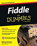 Fiddle For Dummies: A Wiley Brand