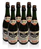 Bretonischer Apfelwein Brut- Cidre 6x0,75l La Fouconnaire -
