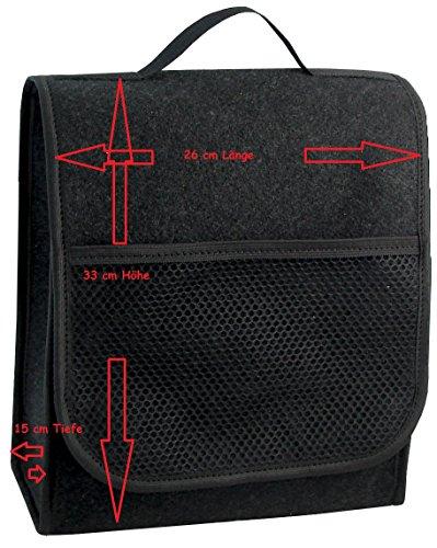 Kofferraum Ordentlich.. inklusive schwarz Medium für Ford Modelle