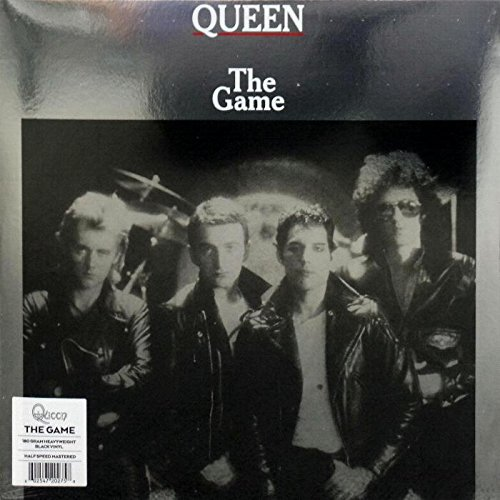 QUEEN - The Game (Limited Colour Vinyl / Silver Grey LP)