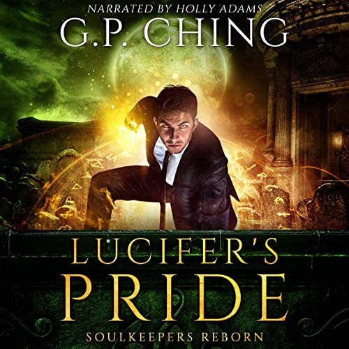 Lucifer's Pride cover art