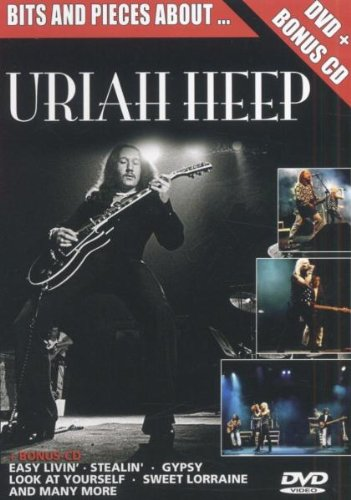 Uriah Heep - Bits And Pieces (+ Audio-CD) [2 DVDs]
