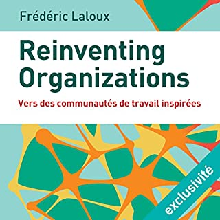 Reinventing organizations : Vers des communautés de travail inspirées cover art