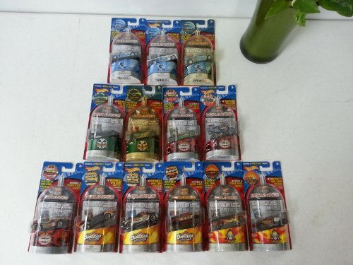 Hotwheels 2003 Highway 35 World Race - A Rare Collection of 13 Cars - An Ultimate Track Set of World Race Collection