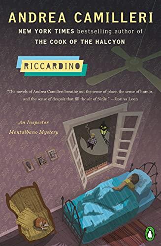 Riccardino (An Inspector Montalbano Mystery Book 28)